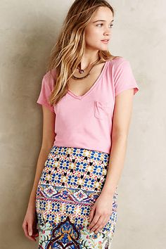 Catania Tee - anthropologie.com
