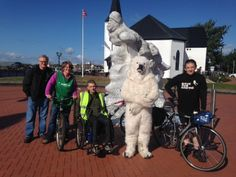 Cardiff Ice Ride   Greenpeace UK