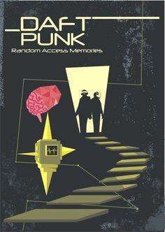 Daft Punk contest: maneka
