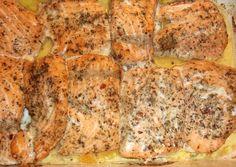 Fish Recipes, Banana Bread, Salmon, Keto, Xmas, Yummy Food, Chicken, Desserts, Advent