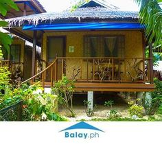 Bungalow House Design, Cottage Design, Tiny House Design, Small Modern House Plans, Bahay Kubo, Hut House, Bamboo House, Village Houses, Tropical Houses