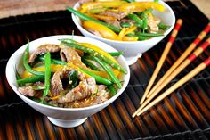 Szechuan Orange-Ginger Beef