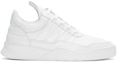 Filling Pieces - White Cane Ghost Sneakers