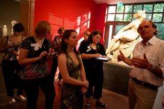 Tweetup zur Ausstellung Jeff Koons 2012 @SCHIRN Kunsthalle Frankfurt, Foto Sascha Rheker #Tweetup #IMT13