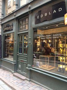 edblad outlet stockholm