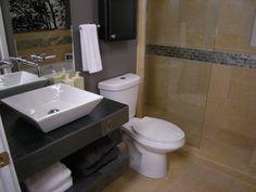 Photos of Stunning Bathroom Sinks, Countertops and Backsplashes : Home Improvement : DIY Network