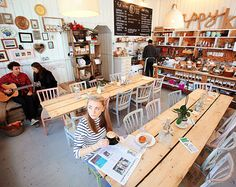 """""""The Happy Kitchen"""" - Organic, vegan, gluten free, sugar free artisan bakery, canteen & pantry in London (including cakes, sweetened only with fruit and fruit juices)"""