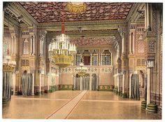 Festsaal im Schloss Wilhelma