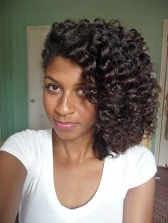 Twist out .... gorgeous!