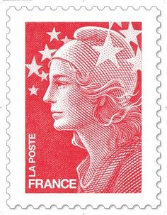 Marianne  Marianne  By Jean-Sébastien Stehli  July 1, 2013  The lady with her Phrygian cap, embodying the ideals of Reason and Liberty, has been the symbol of France since the 1848 Revolution, when Honoré Daumier first painted her image. Marianne is also the image on standard French stamps, and by tradition each newly-elected president chooses a new face for the role—among the Mariannes in the past have been Brigitte Bardot and Catherine Deneuve.