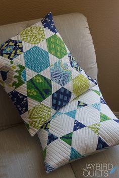 Candy Dish Pillows | Jaybird Quilts