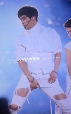 161001 #Hoya #Infinite Busan One Asian Festival