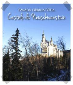 🏰 PARADA OBRIGATÓRIA! Se você tem viagem marcada para Europa e ainda não sabe o roterio, considere dar uma passadinha pela Alemanha, mais especificamente Munique e tire um dia para visitar o Castelo de Neuschwanstein, é simplemente imperdível. #Neuschwanstein #Alemanha #Travel #OutandAround #Castle #Disney #MustGo