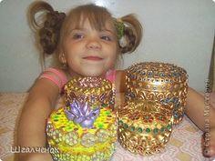 Декор предметов Мастер-класс Шкатулочки для принцесы Мини МК Клей Продукты пищевые фото 1