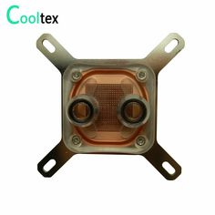 100%New CPU Water Block Water Cooling Cooler Computer For Intel LGA775/1155/1156/1150/1366 With Mounting Screws Recommend!