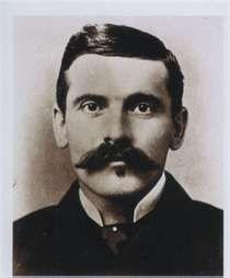 "John ""Doc"" Holliday 1852-1887"