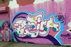 erotica CLASSIC GIRL WRITER from back in the 80's  still doing her thing.. a south bronx original #graffiti #streetart #bronx