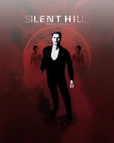 Here's an edit for the first four games of the series! Silent Hill Video Game, Silent Hill Series, Silent Hill Art, Silent Love, Toluca Lake, Pantomime, Best Series, Resident Evil, Video Games