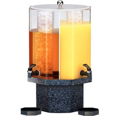13W x 13D x 22H Classic 5 Gallon Dual Chamber Dispenser Mirror Base