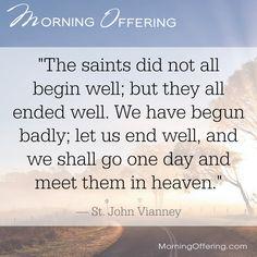 ~St. John Vianney