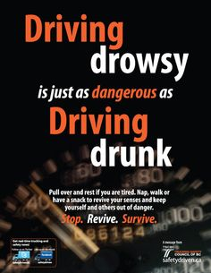 truck driver safety poster - Google Search