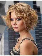 Short wavy hairstyles for round faces 2015, Women styles ...