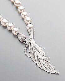 Pfeffinger Perlen-Collier, 12 mm