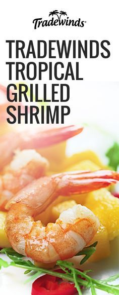 Take a bite of paradise with tropical grilled shrimp marinated in olive oil, garlic, parsley, oregano, tomato and lemon juice. Marinating the shrimp gives you plenty of time to unwind with a few sips of Tradewinds Tea. Best served in paradise over a healthy serving of rice, pasta or salad.