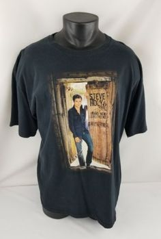 Steve Holy Brand New Girlfriend  2006 Country Music Concert Tshirt Adult  Size XL