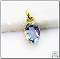 Alexandrite Cz Gemstones 18 Ct Y Gold Plating Baby Pendants L 1in Gppalcz-8608 http://www.riyogems.com
