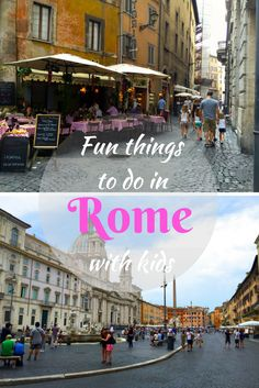 Florence In A Day A Family Day Trip With The Help Of A Guide - 8 fun activities for kids in rome