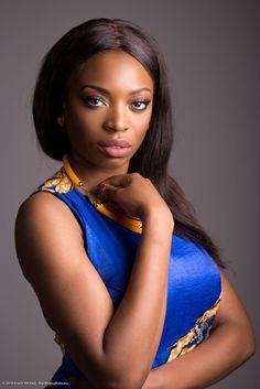 Claudia Nzeba by Erwin Verweij on 500px
