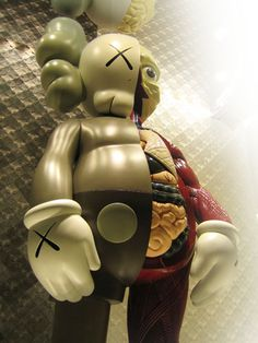 "KAWS × MEDICOM TOY Shop  ""OriginalFake"""