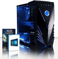 #Sale VIBOX Barbarian 9 #Gaming #PC   4 2GHz #Intel i7 #Quad #Core CPU  Geforce #GTX 1060  l...  Tagespreisabfrage /VIBOX Barbarian 9 #Gaming #PC  4,2GHz #Intel i7 #Quad #Core CPU, Geforce #GTX 1060, leistungsfaehig, Hochleistung, #Desktop #Gamer #Computer #mit 2 Spielgutscheine, Windows 10, #Blau Innenbeleuchtung, lebenslange Garantie* (4,0GHz (4,2GHz Turbo) Superschneller #Intel i7 6700K Skylake #Quad 4-Core Prozessor CPU, Nvidia GeForce #GTX 1060 3GB Grafikkarte, 16GB DDR4