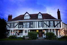 Marygreen Manor | Brentwood, Essex | Offers every modern facility together with old world Tudor charm in the warm and friendly atmosphere of this historic hotel