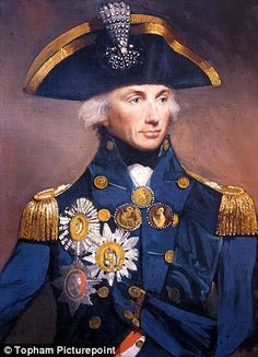 Lord Admiral Nelson.