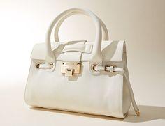 Jimmy Choo Bags Gorgeous Winter White