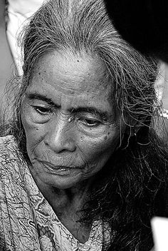 beautiful old people are works of art by charles trinidad, via Flickr