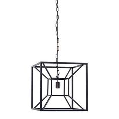 Shop for Mercana Briar Black Metal Ceiling Fixture. Get free delivery On EVERYTHING* Overstock - Your Online Ceiling Lighting Store! Get in rewards with Club O! Track Lighting Fixtures, Ceiling Light Fixtures, Cool Lighting, Chandelier Ceiling Lights, Ceiling Lamp, Drum Pendant, Pendant Lighting, Metal Ceiling, Cool Floor Lamps