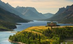 Prince of Wales Hotel - Waterton / Glacier National Park