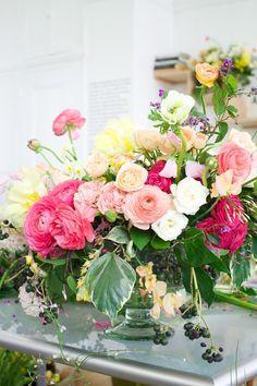 Stunning floral arra