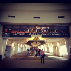 Louisville International Airport (SDF) in Louisville, KY