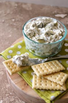 The Kitchen Prep: Dill Pickle Dip + News!