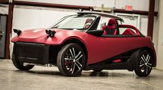 A cool $53K will score you this 3D-printed car
