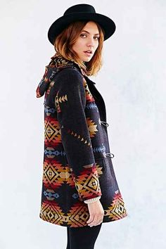 Pendleton Tillamook Toggle Jacket - Urban Outfitters