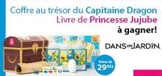 Gagnez le coffre au trésor du Capitaine Dragon - Quebec echantillons gratuits Dragon, Free Samples, I Win, Box Sets