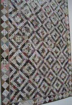 the great antique dutch quilt!