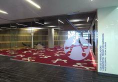 Sala de exposiciones - Col·legi d'Aparelladors de Terrassa