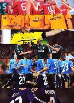 Hala Madrid#Real Madrid#7#Forever#
