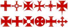 Croix templières                                                                                                                                                                                 Plus